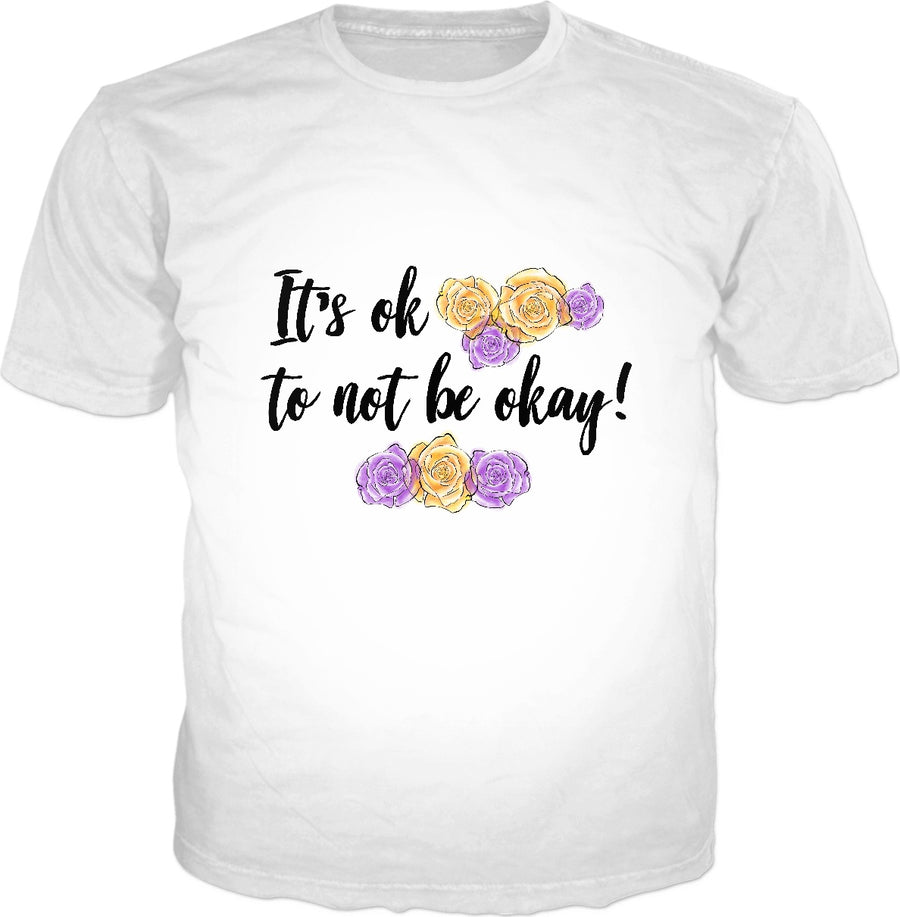 It's Ok To Not Be Okay! V2 Classic T-Shirt