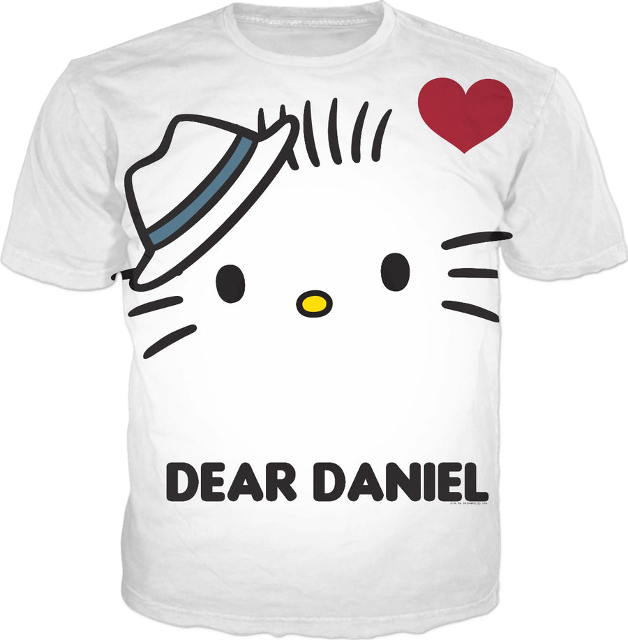 Dear Daniel and Hello Kitty Couples T-Shirt