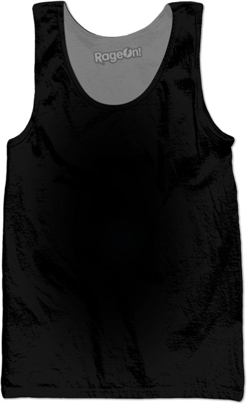 Hana Tank Top (Flower On Back)