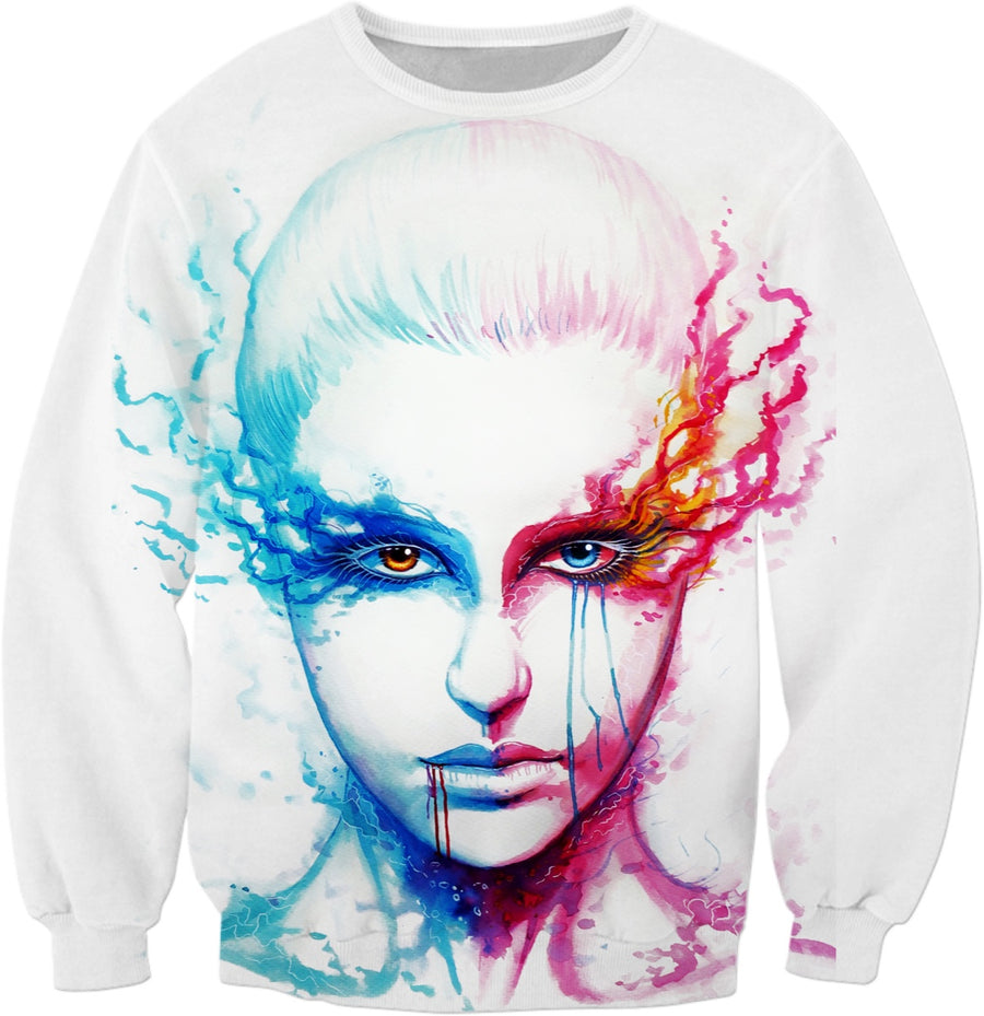 Bipolarity Sweater