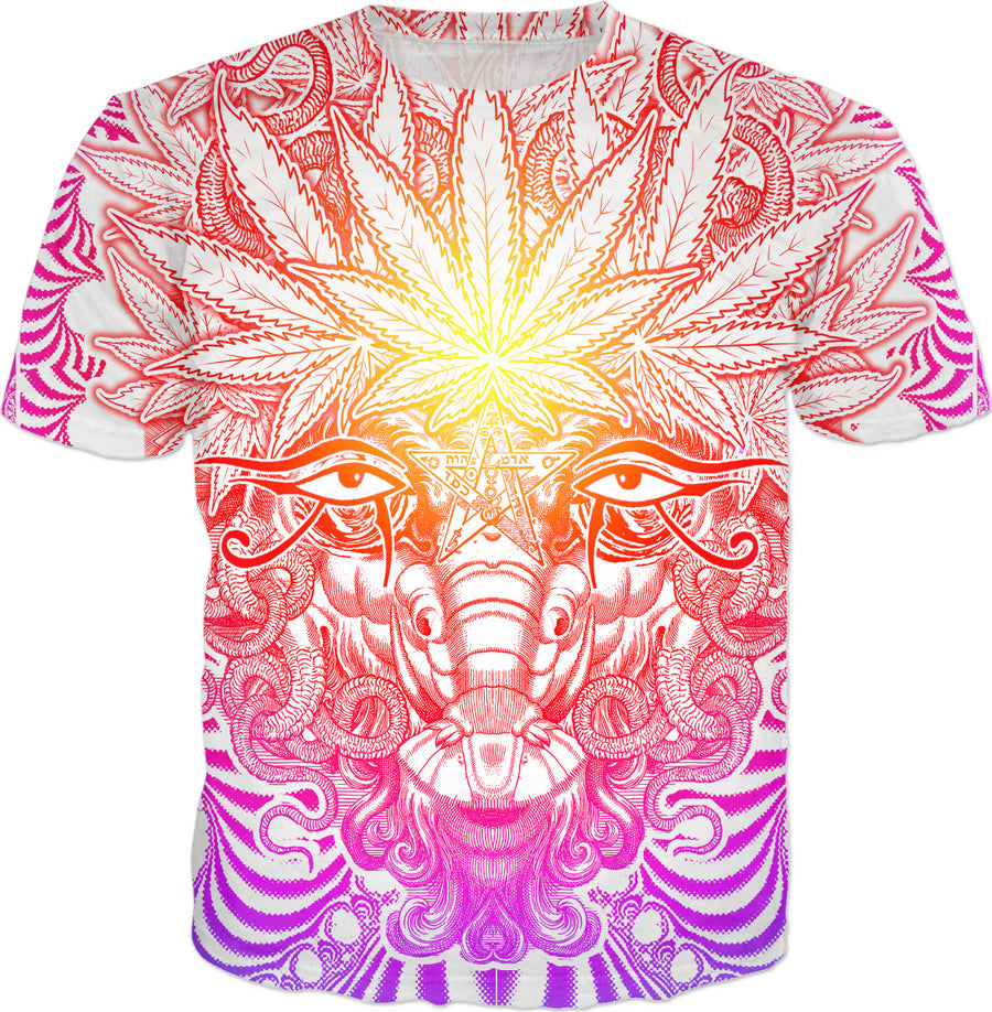 WeedGoat - T-Shirt