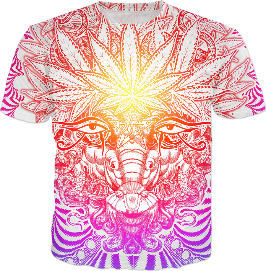 Weed Goat - T-Shirt