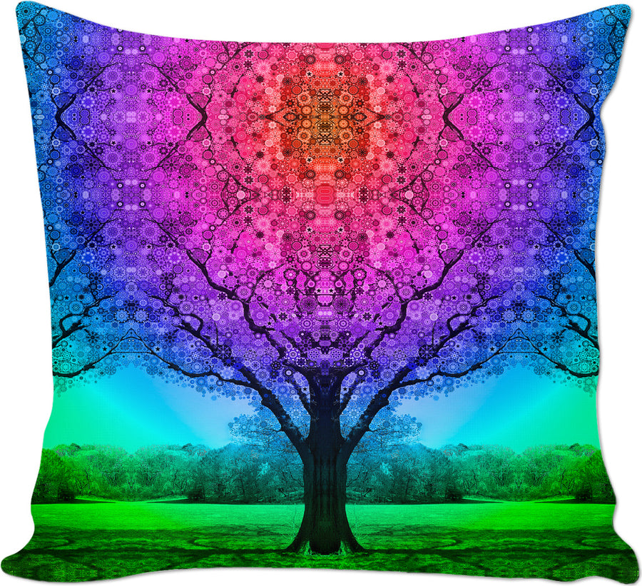 Trip Tree Couch Pillow