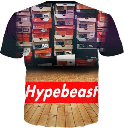 HypeBeast Cat T-Shirt
