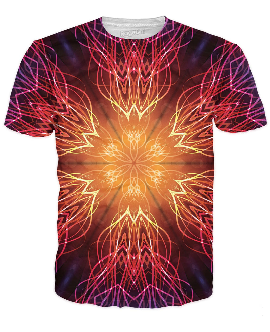 Light Fractal T-Shirt