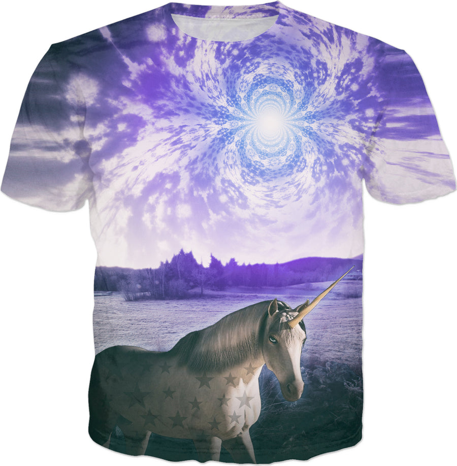 Unicorn Kingdom T-Shirt