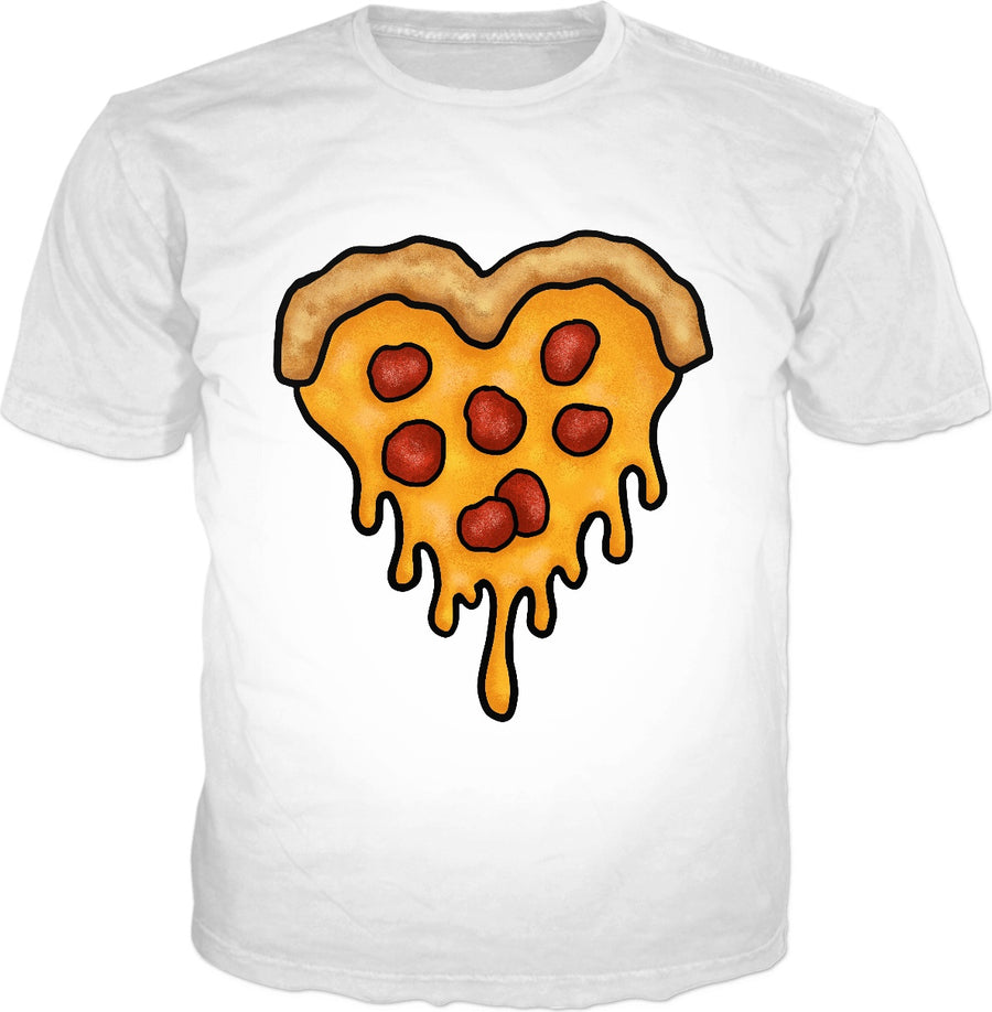 Pizza Melt My Heart Classic T-Shirt