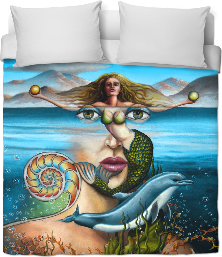Sea Goddess Home Decor