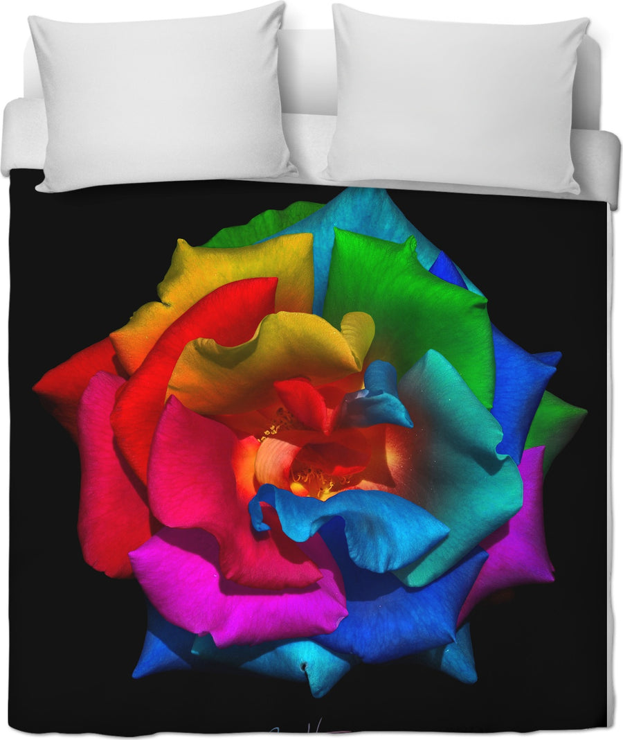 Multi Color Rose Home Decor