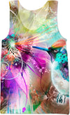 Hummingbird Custom Tank Top