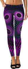 Psychedelic Ballz Custom Leggings