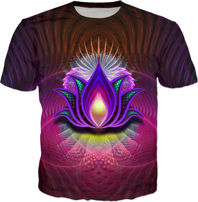 Lotus Royale Custom T-Shirt