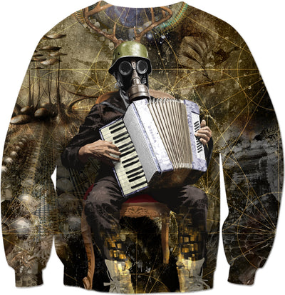 Serenade To The Universe Custom Sweatshirt
