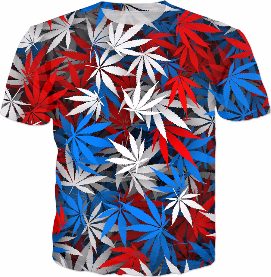 US colors weed. #ROFreedomContest