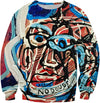 No Doubt Painting On A Sweater By Antovitko