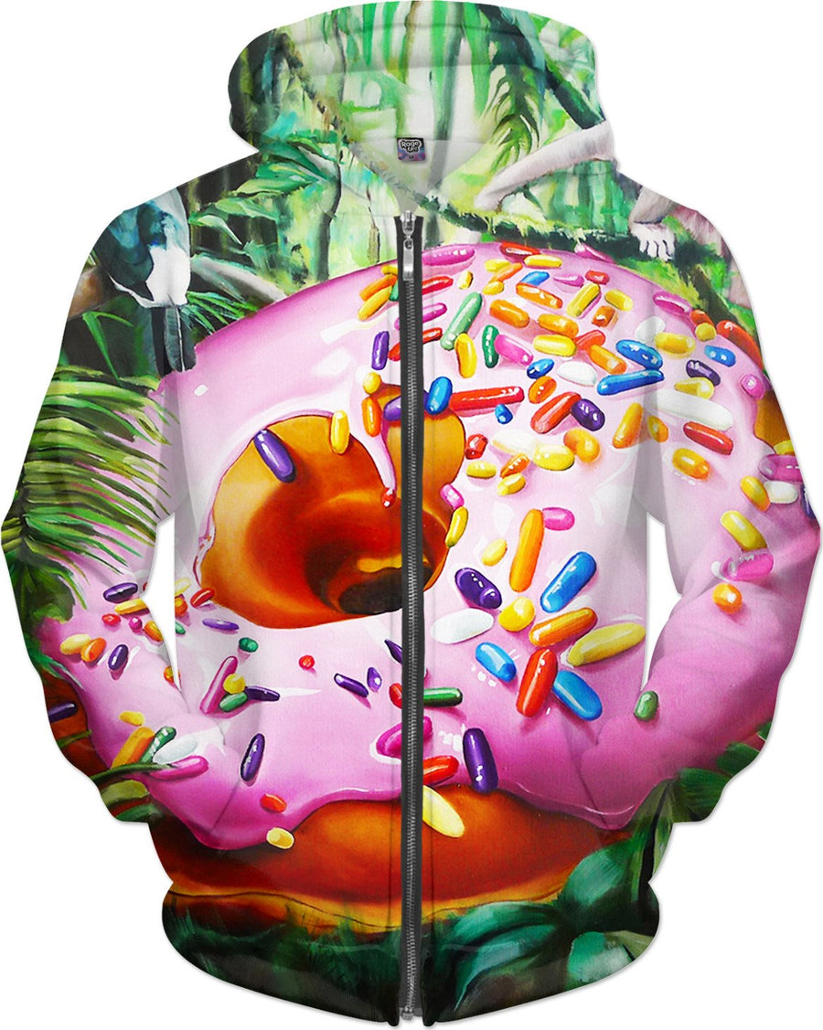We The Donuts Hoodie
