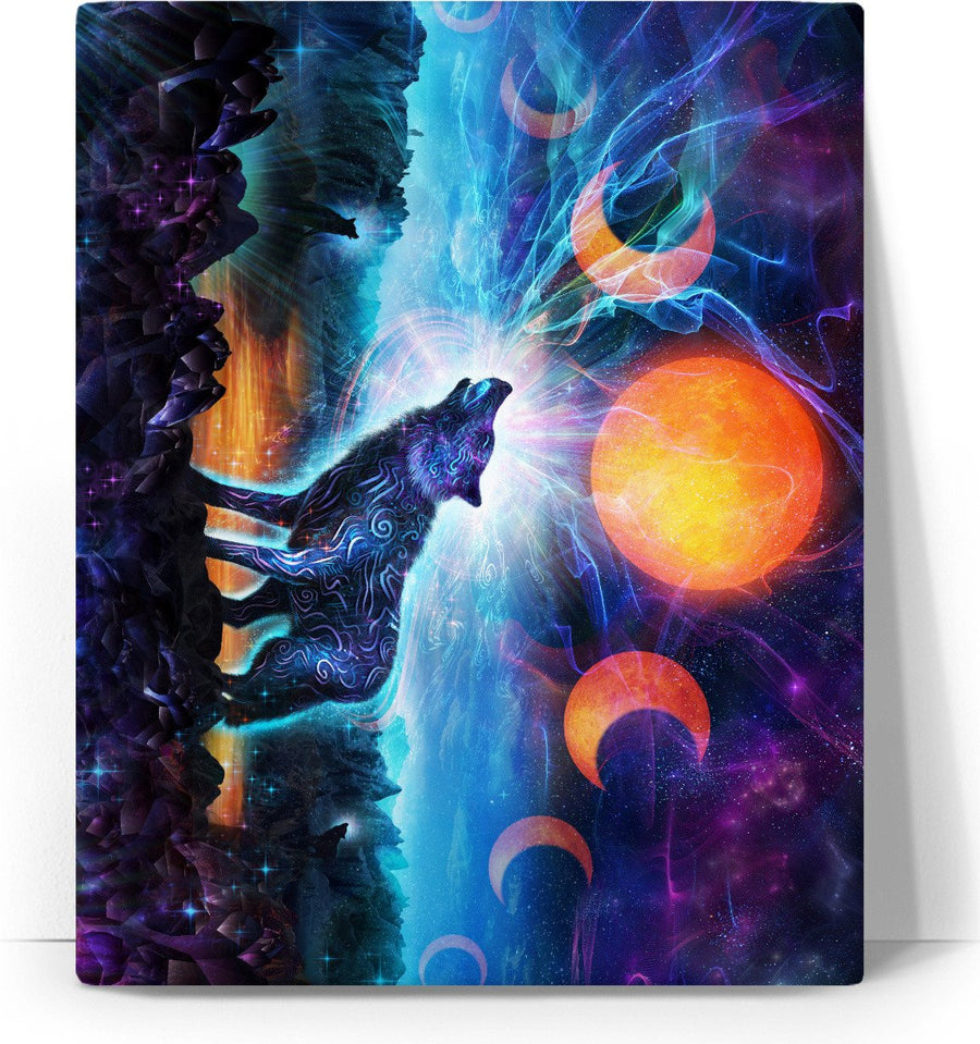 The Magic Howl Canvas