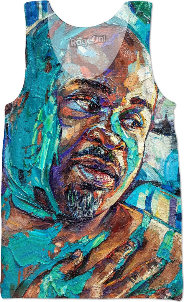 Quiet Courage Tank Top