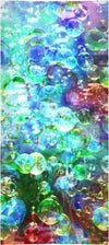 Bubbles Galore 7 Beach Towel