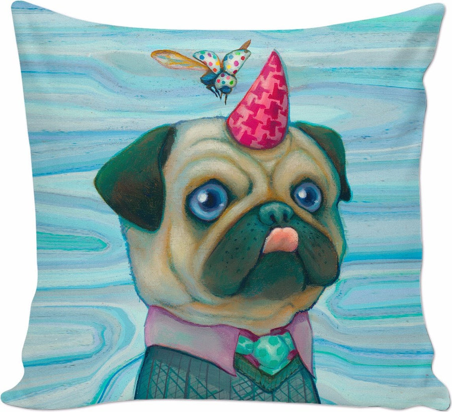Charles Pugsley Pillow