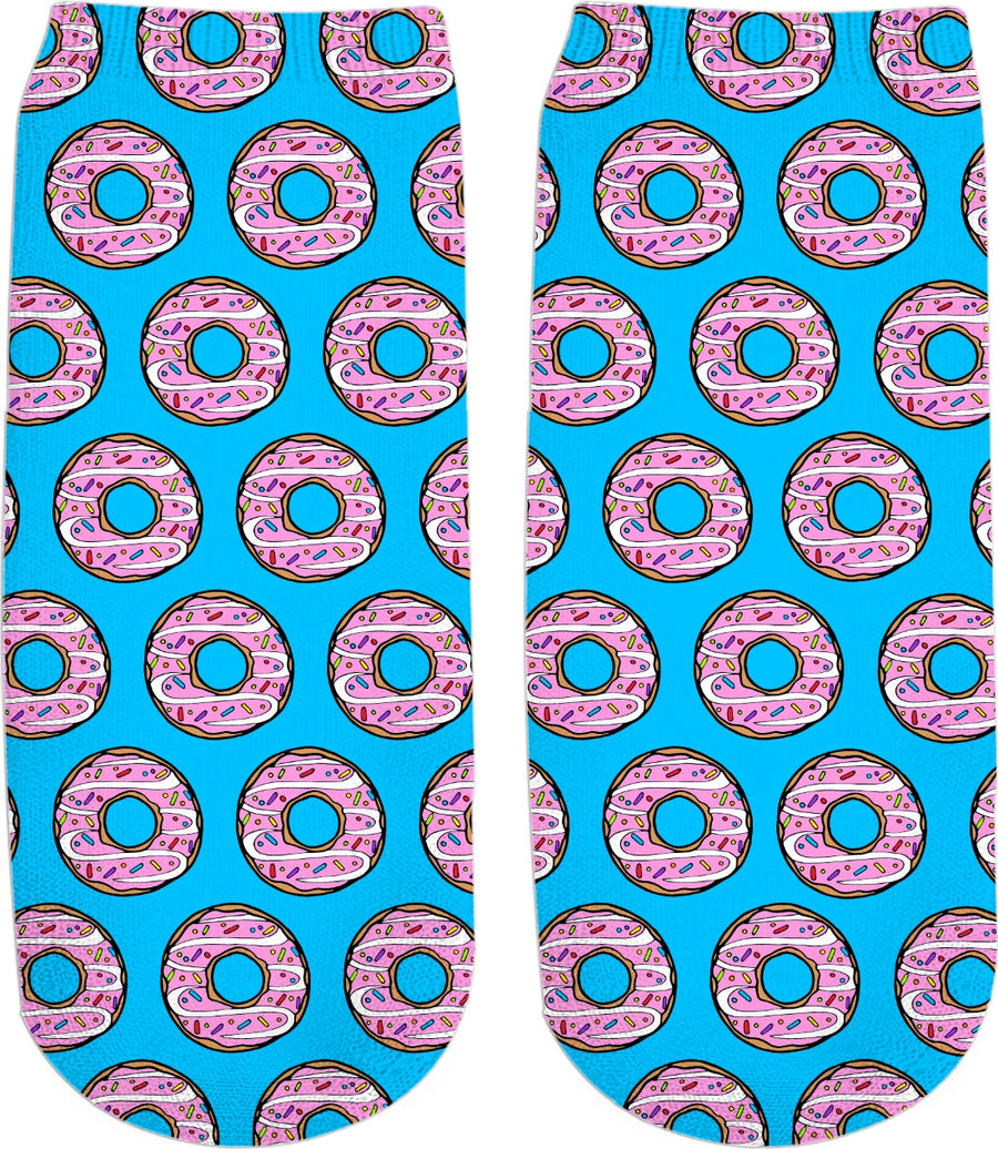 Donuts Ankle Socks