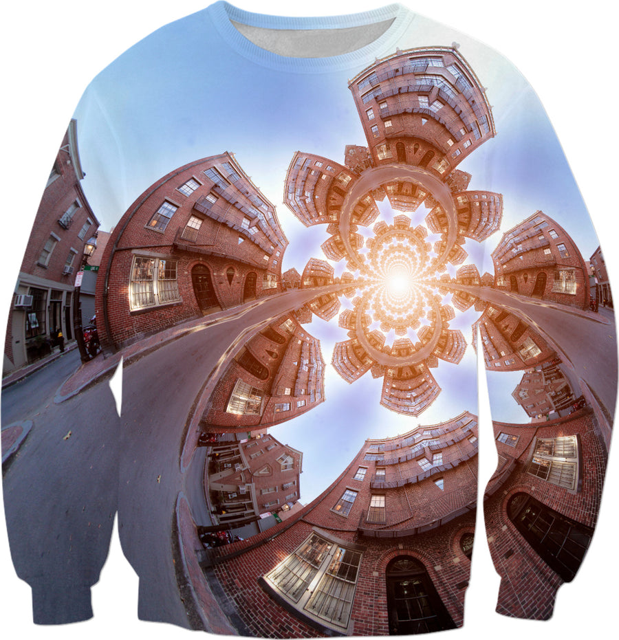 Backstreet Vortex Sweatshirt