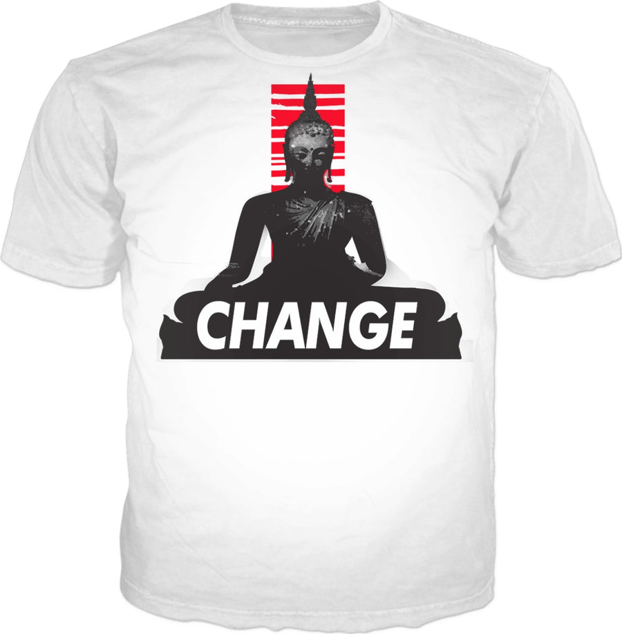 Dirty Soap's Spiritual Buddha Change T-Shirt