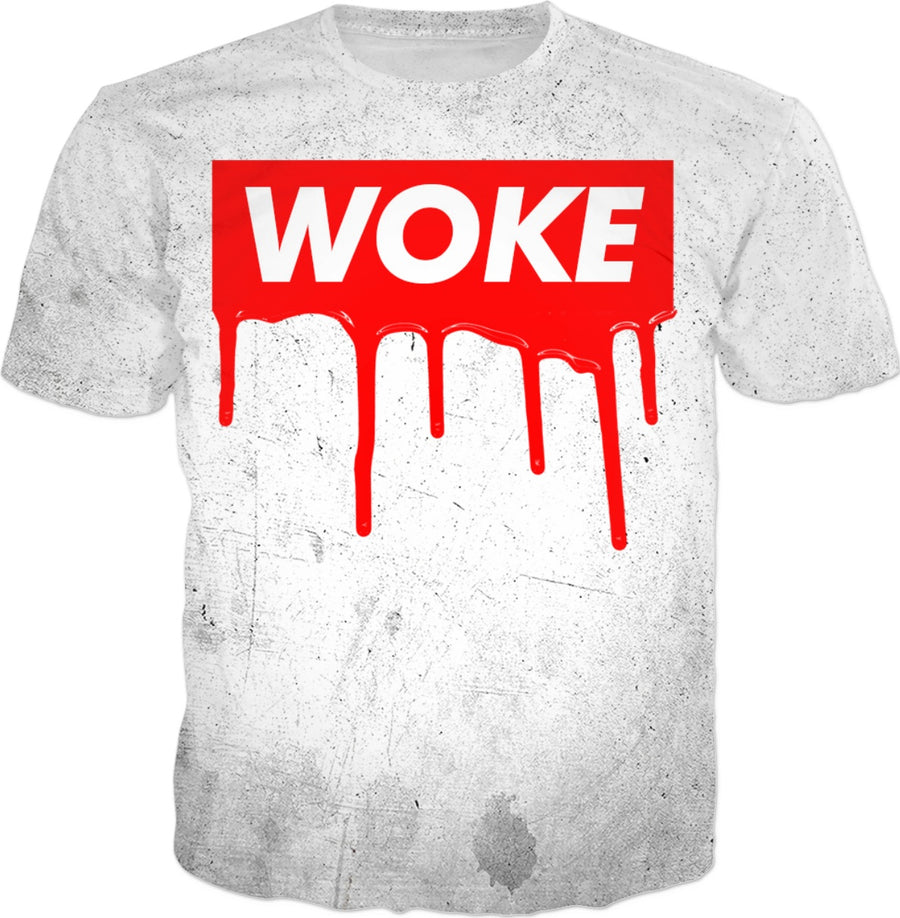Dirty Soap's Woke T-Shirt