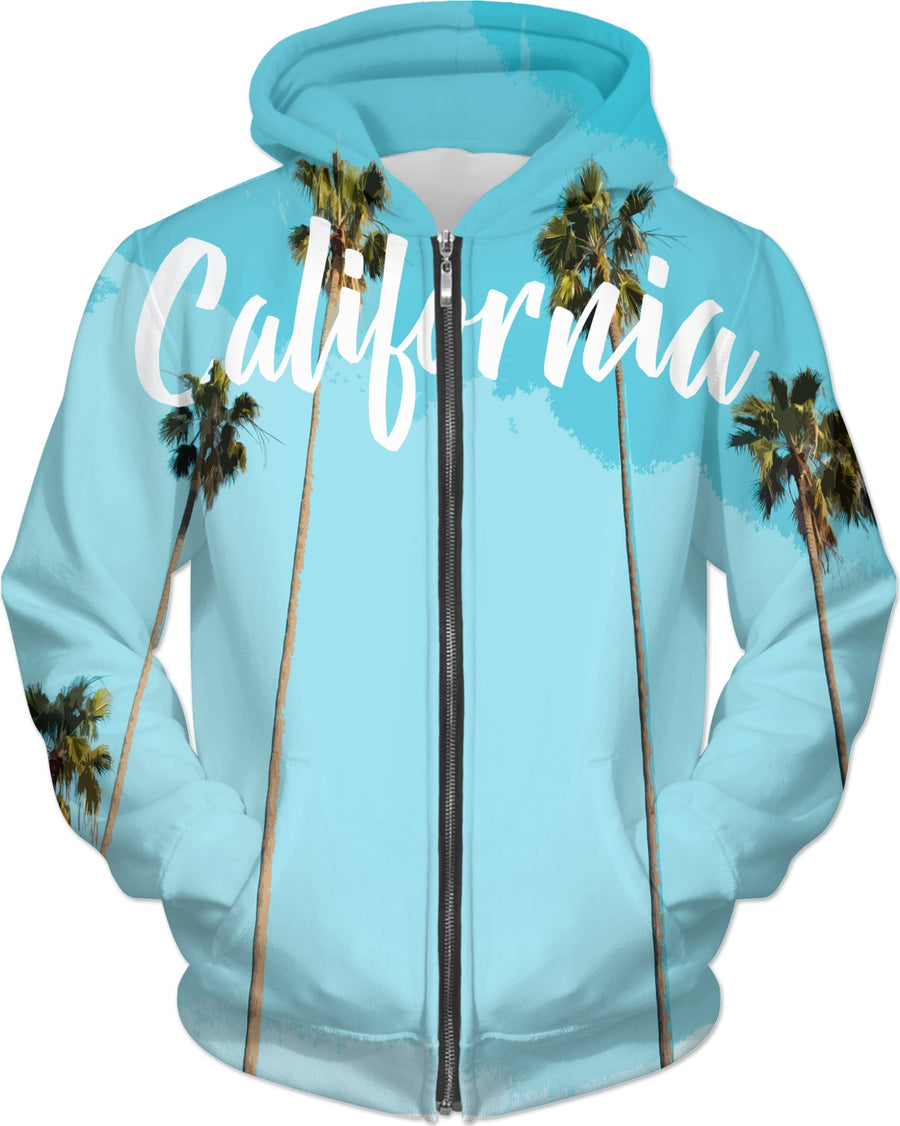 Dirty Soap's California Beach Hoodie