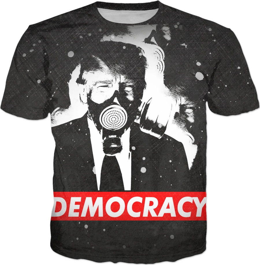 Dirty Soap Democracy T-Shirt