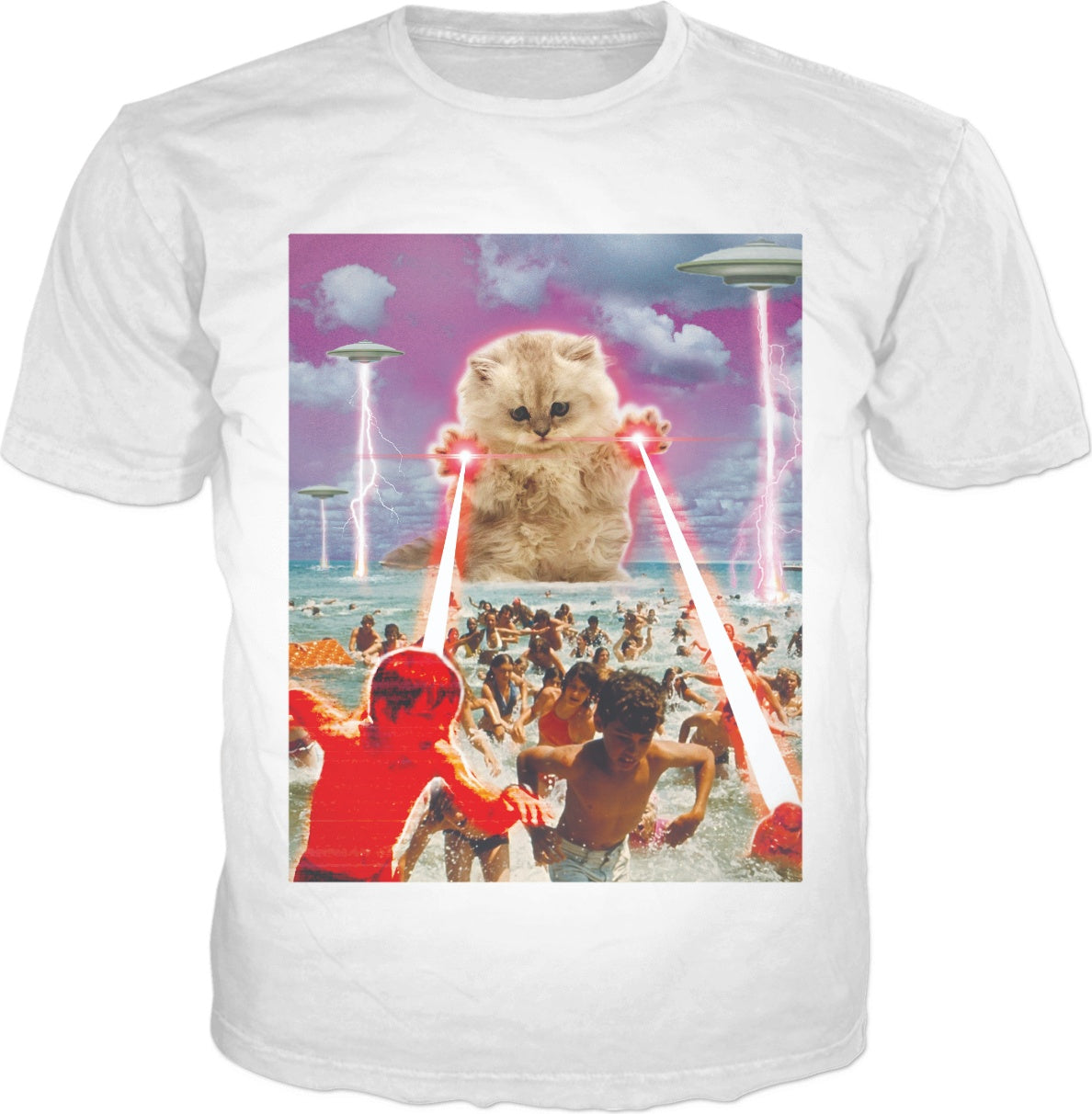 The Kitten No One Loved Classic T-Shirt