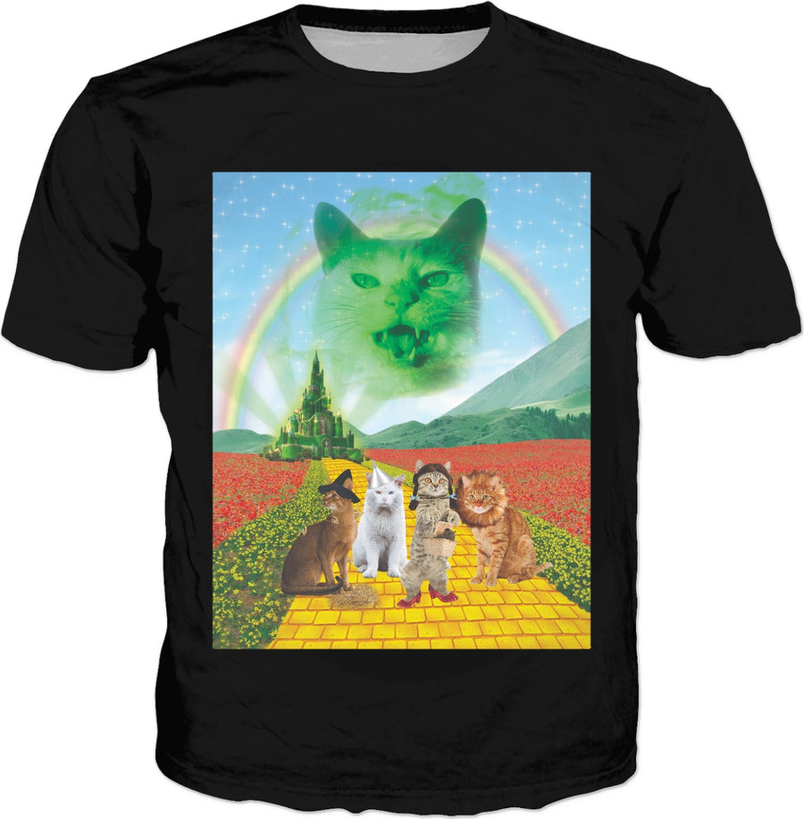Wizard Of Paws Classic T-Shirt