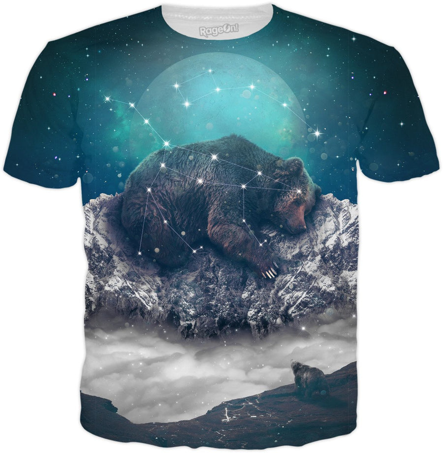 Under the Stars (Ursa Major) Unisex T-Shirt