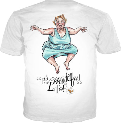 It's a Wonderful Life - by LaRenard - Mens Tee