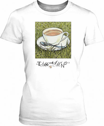 Time out of mind - by LaRenard - Ladies Tee