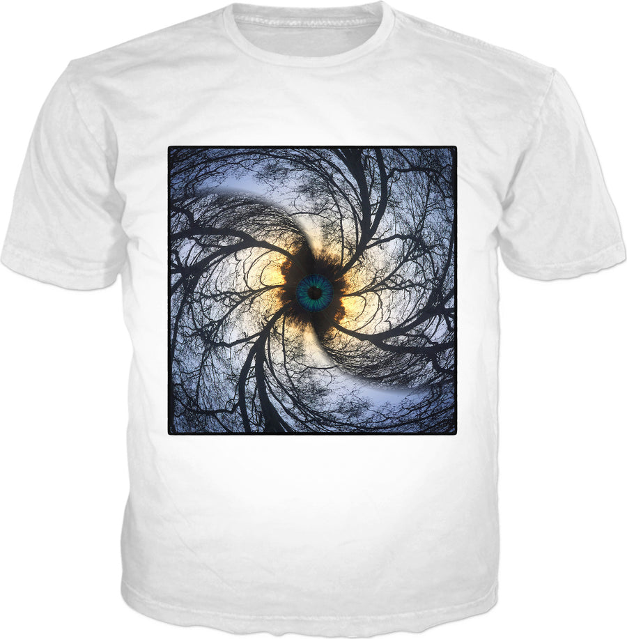 Woods Eye Classic T-Shirt White