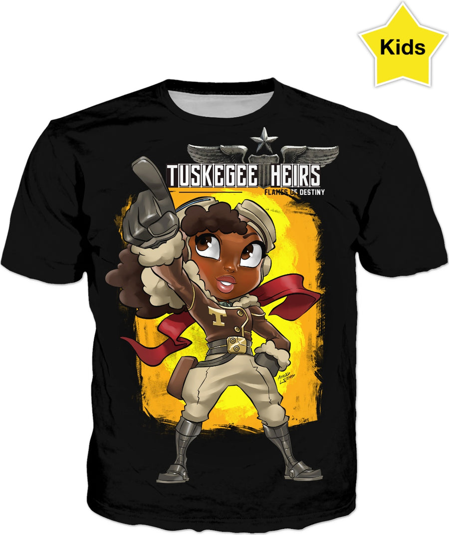Tuskegee Heirs Ayanna (young) Black