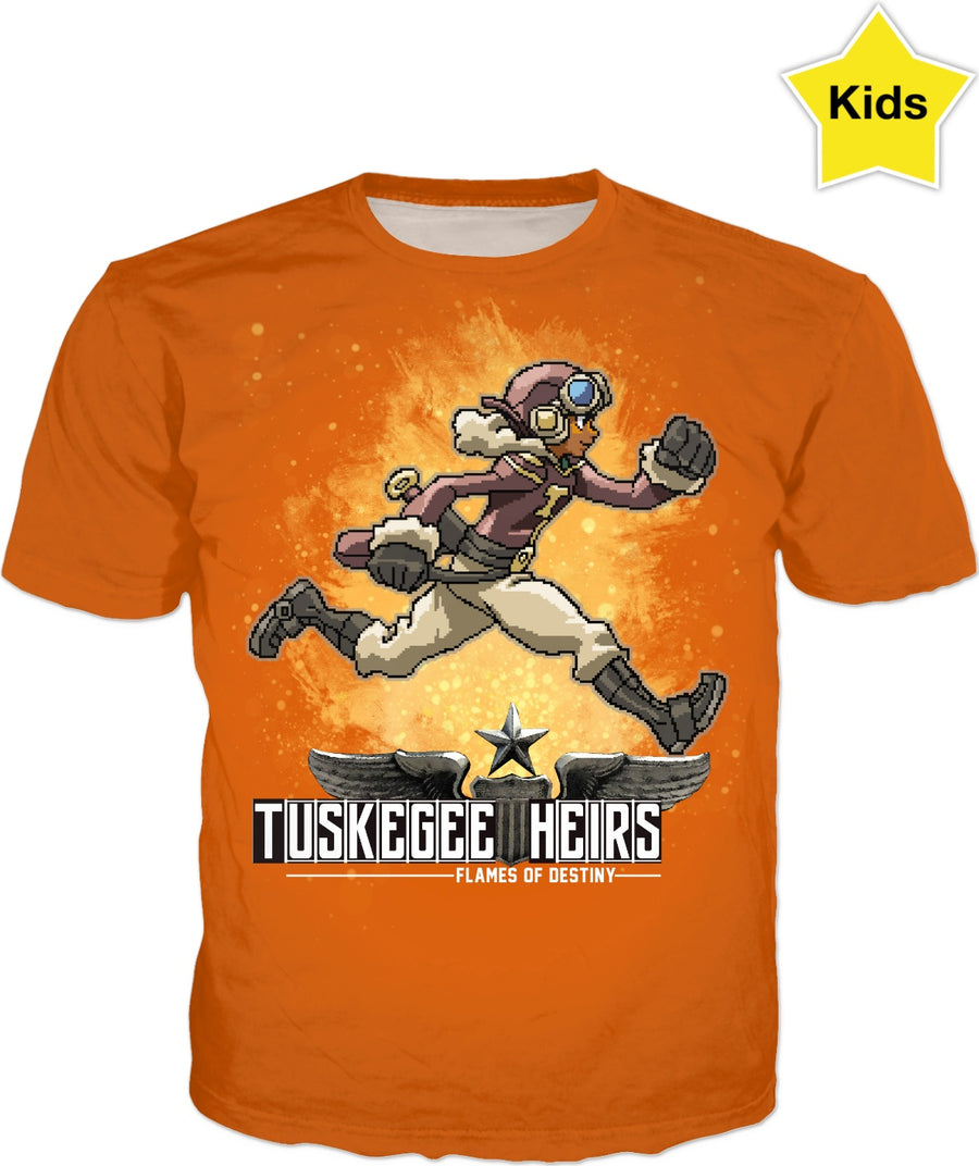 Tuskegee Heirs Able Running (orange)