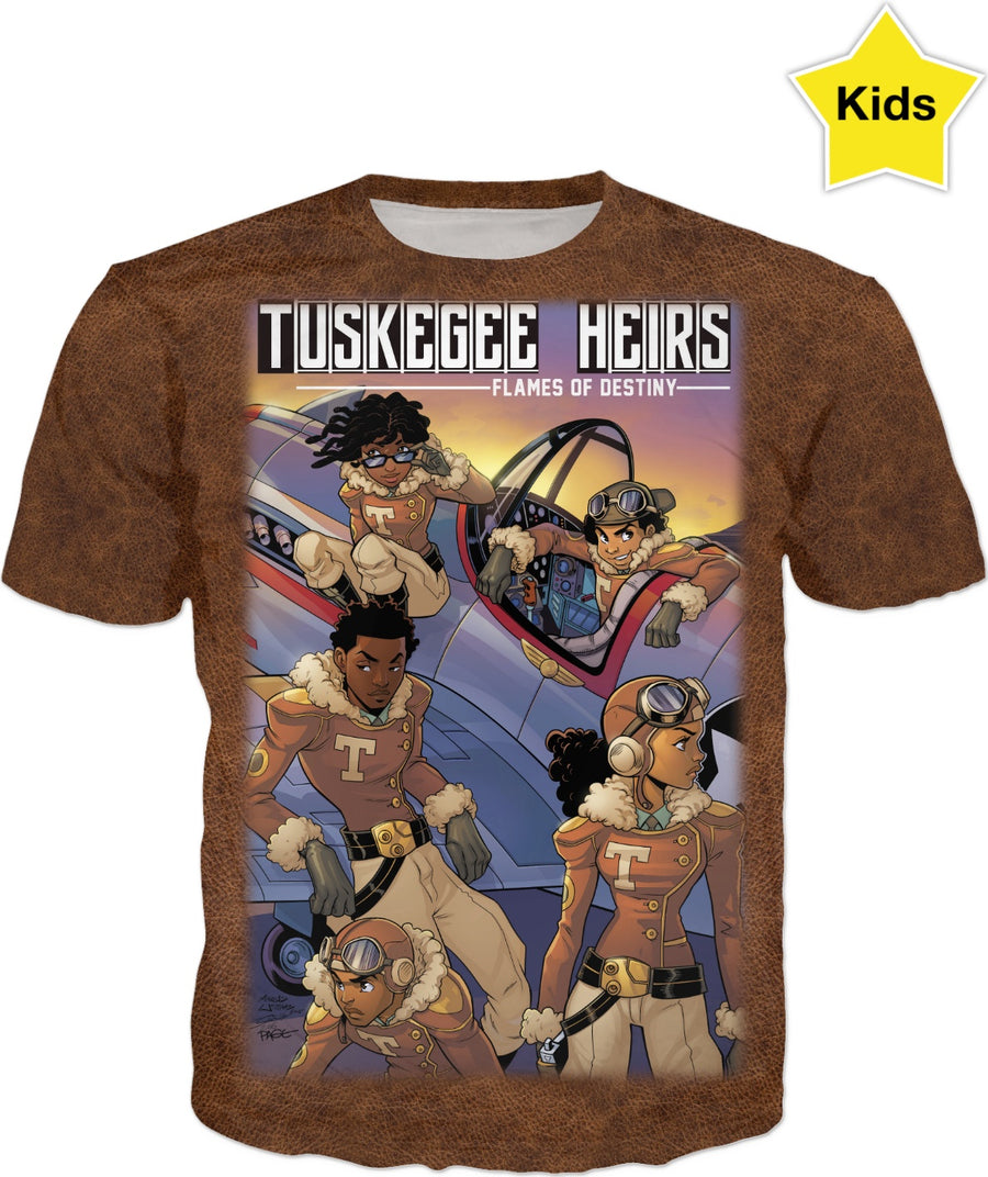 Tuskegee Heirs Group Shot (Kids)