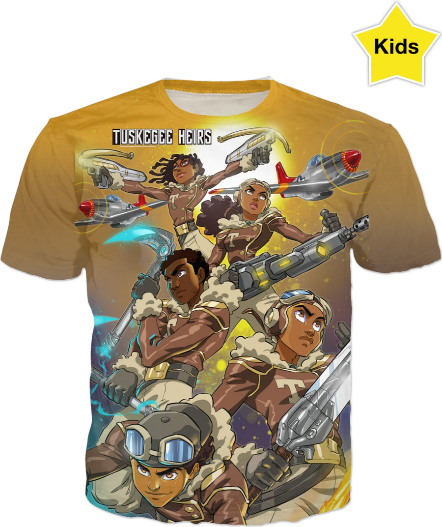 Tuskegee Heirs Action Team (Kids)