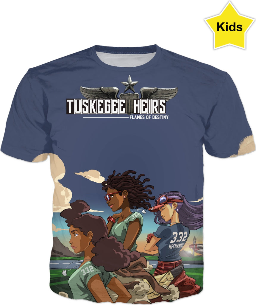 Tuskegee Heirs The Girls (Kids)