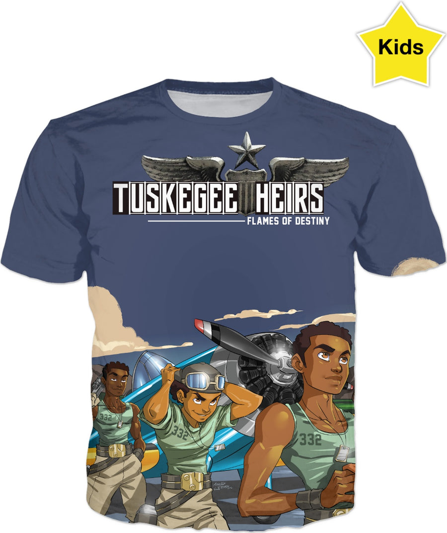 Tuskegee Heirs The Guys (Kids)