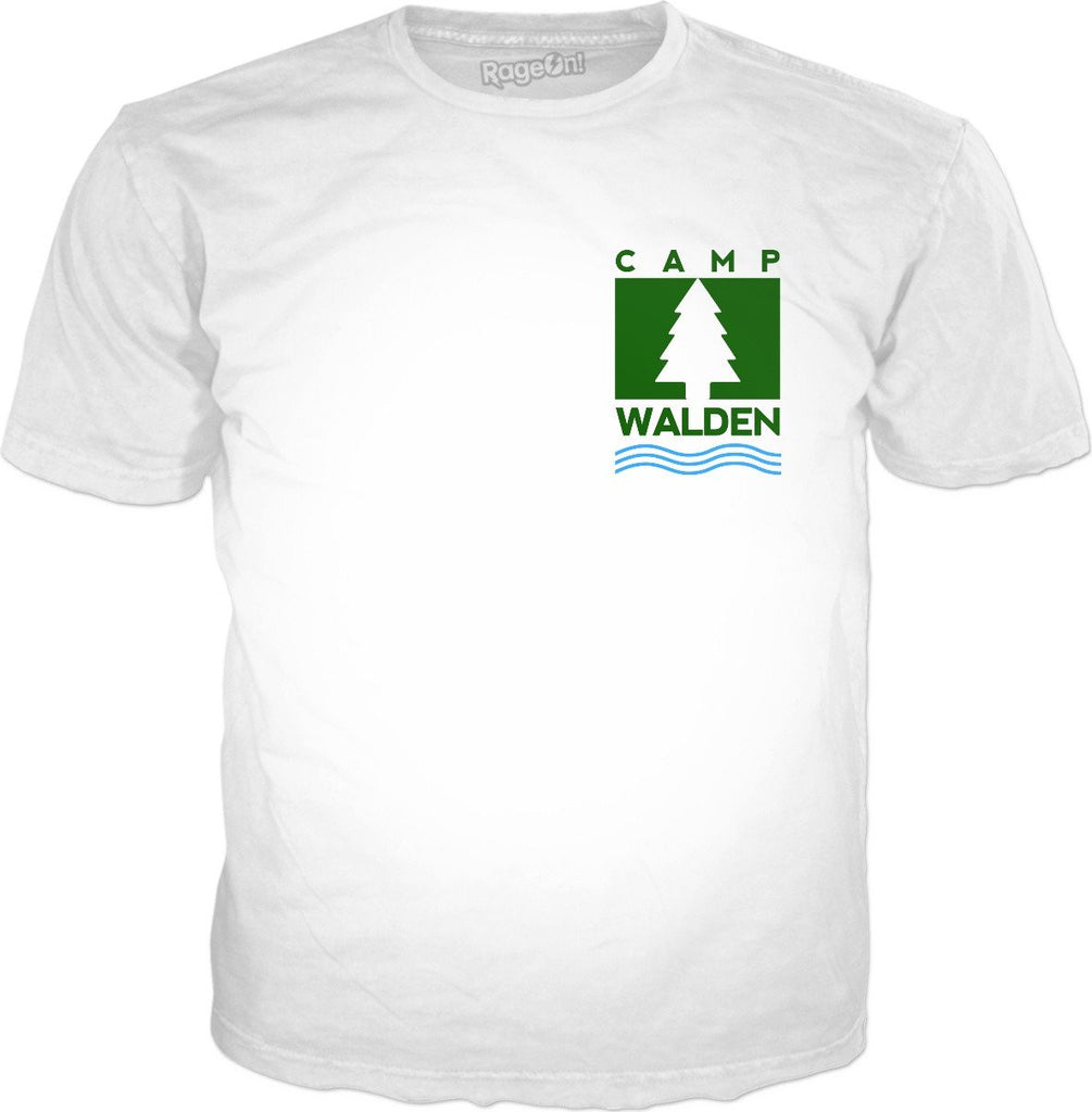 Camp Walden Pocket T-Shirt
