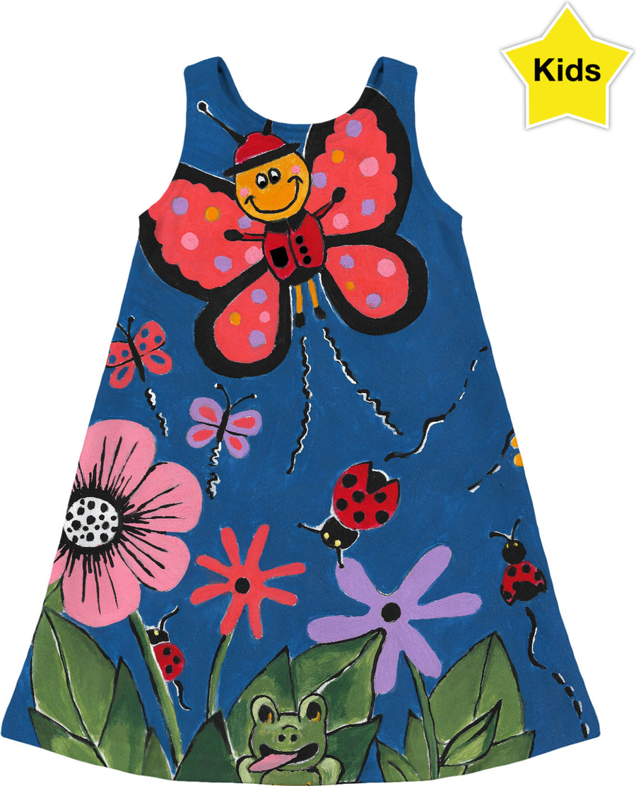 The Gifts Of Mother Nature Kids Dress