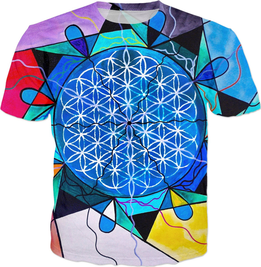 Flower of Life - Mens T-Shirt