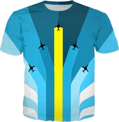 The Air Show - T-shirt for Men