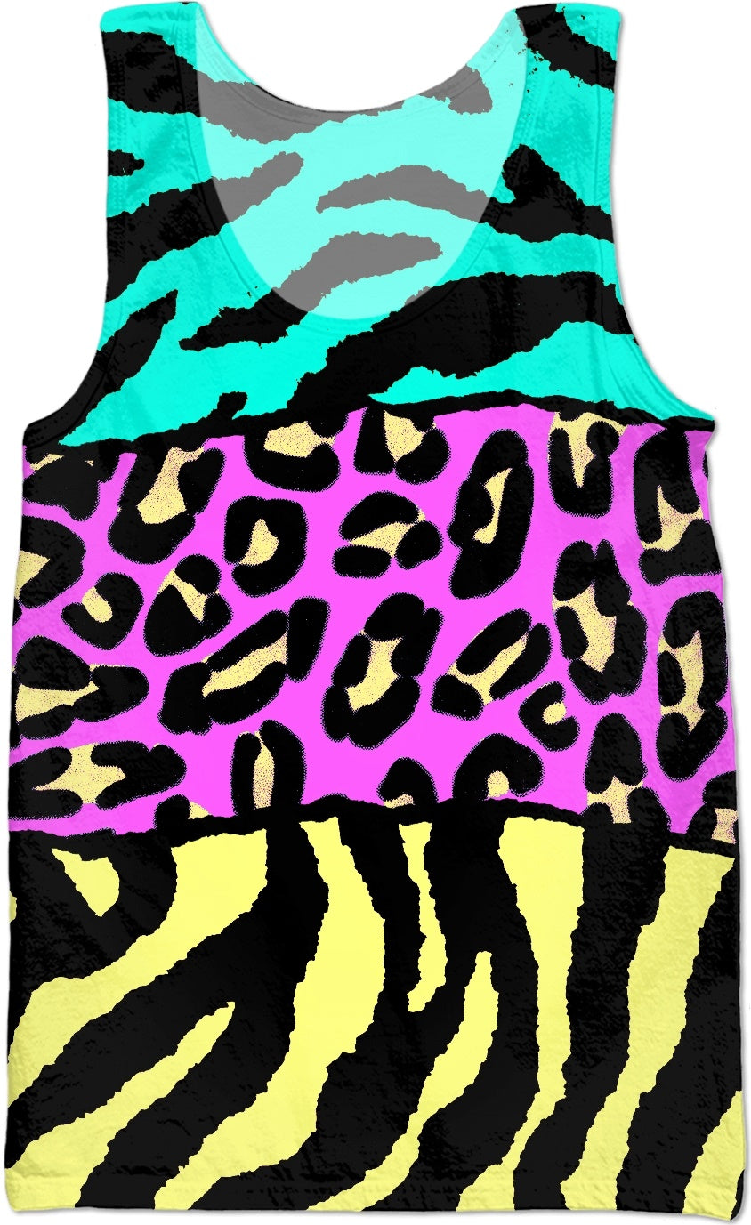 Wyld Animal 2 Tank Top