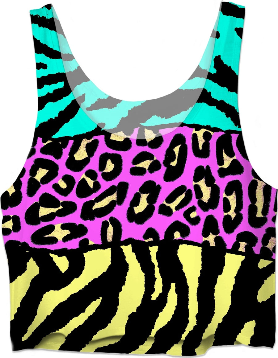 Wyld Animal 2 Crop Top
