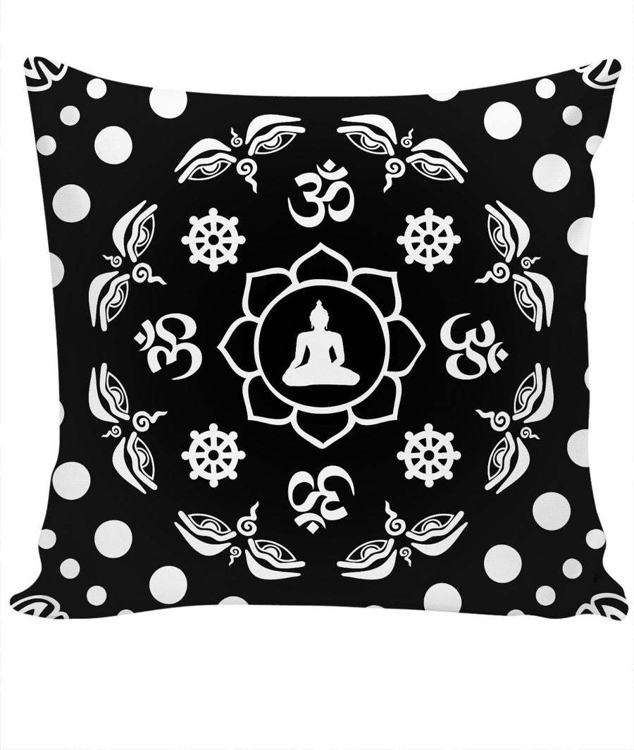 Dharma Symbols Couch Pillow