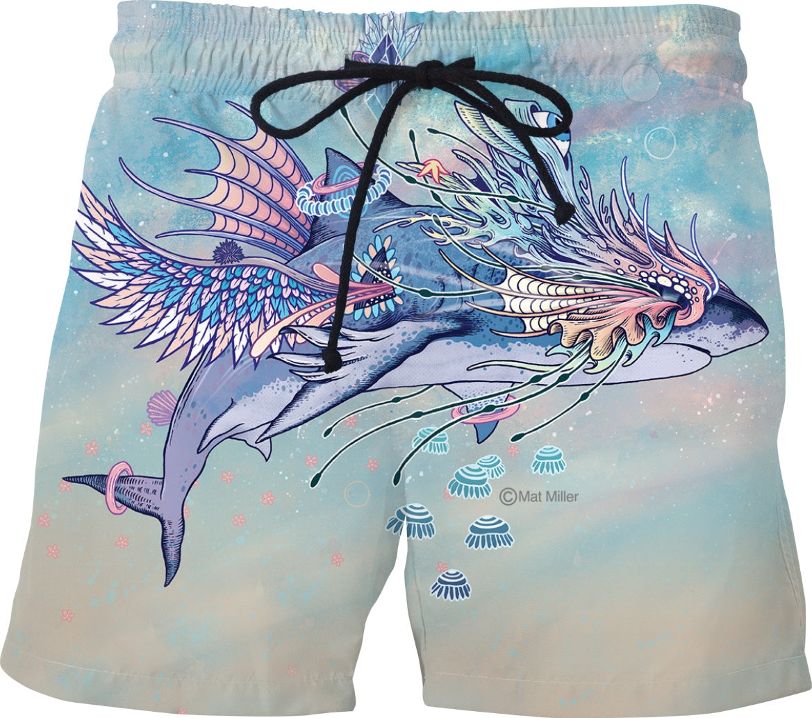 Journeying Spirit Swim Shorts